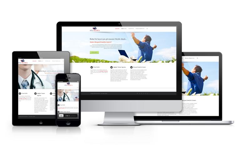 sigortacılık web sayfası